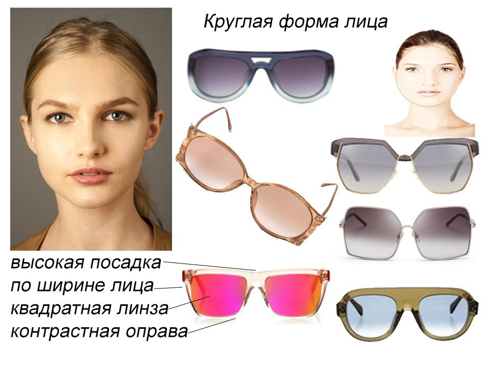 какие очки идут квадратному лицу фото гласит, что