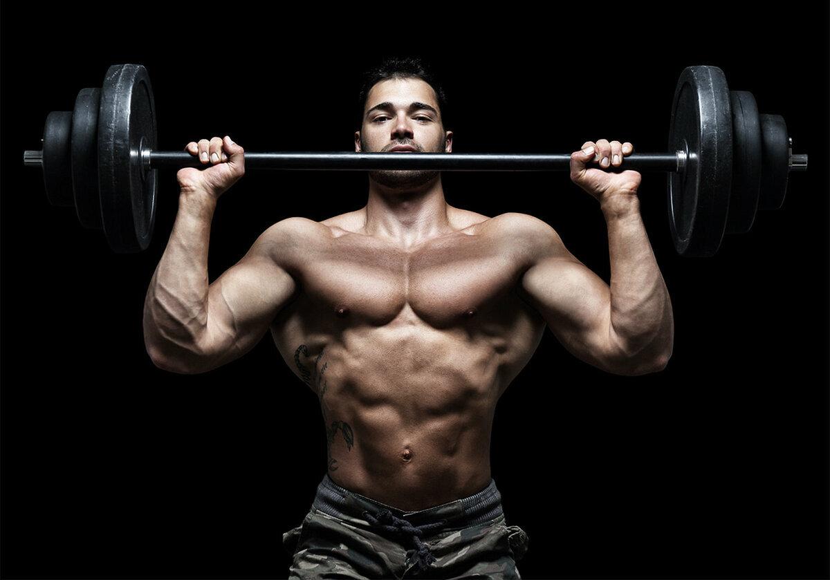 Армейский жим упражнение для мышц плечевого пояса