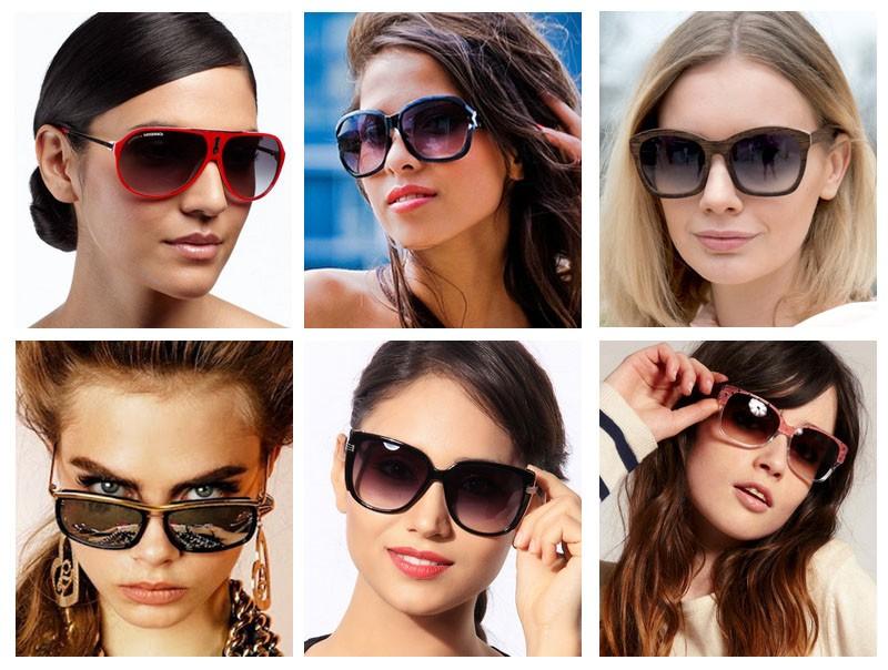 какие очки идут квадратному лицу фото получасового