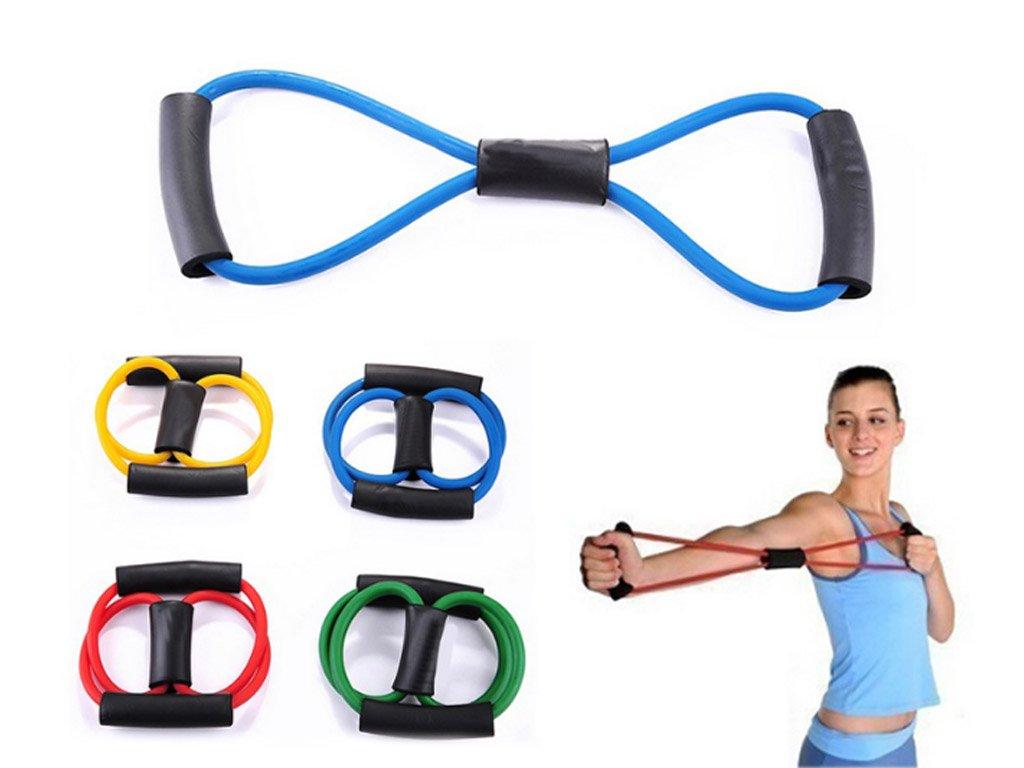 Лучшие упражнения с эспандером для женщин в домашних условиях