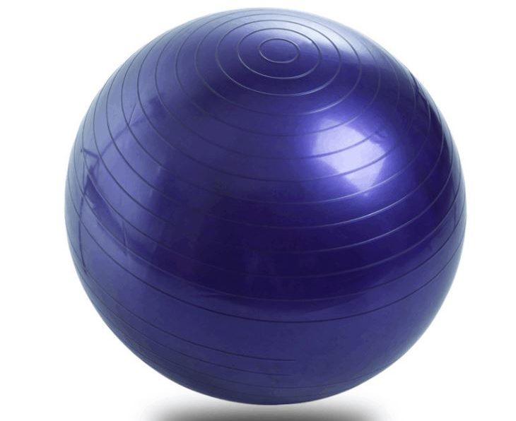 Комплекс упражнений с фитболом для всего тела