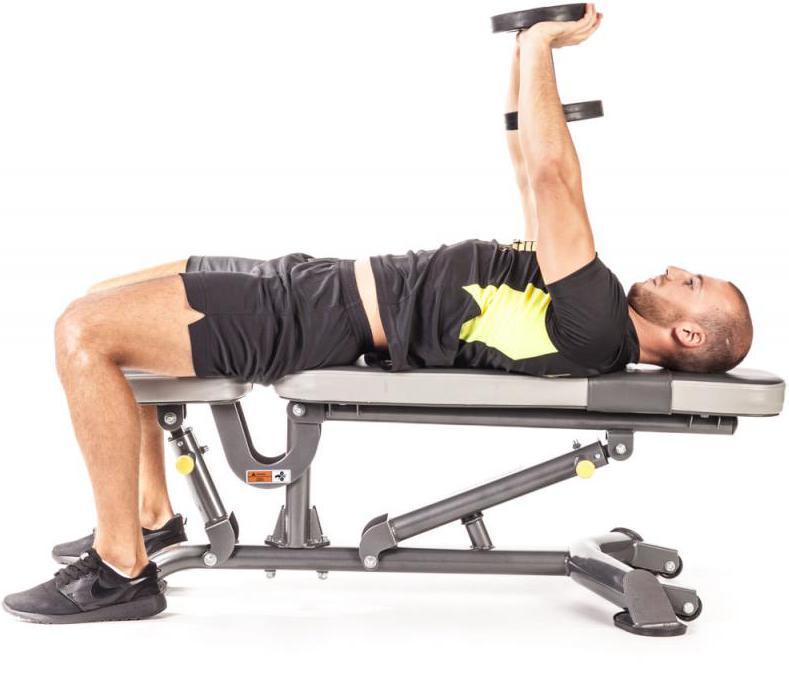 Пуловер: эффективное упражнение для грудных мышц
